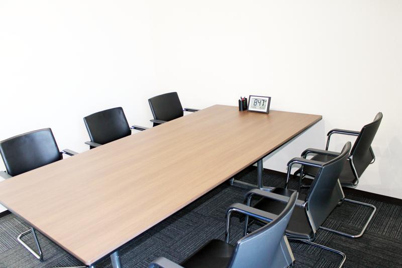 会議室2、ナナコジャパンの近くにオープンする神栖就職支援センター